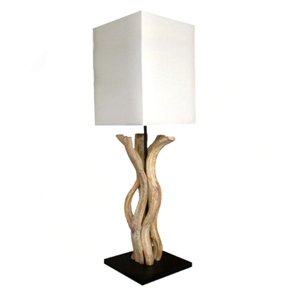 Simple table lamp